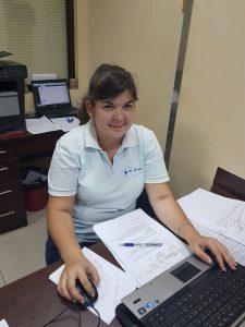 Claims coordinator-Ivona -